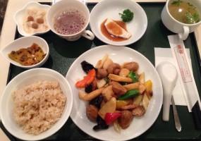 菜食料理・大豆料理・台湾料理「健福」1