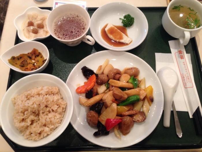 菜食料理・大豆料理・台湾料理「健福」