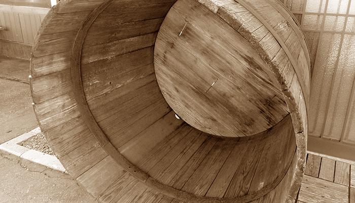 【Vol.201】ドベネックの桶