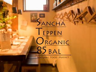 SANCHA ORGANIC 85BAL TEPPEN